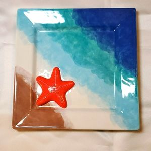 Beach & Starfish Dish